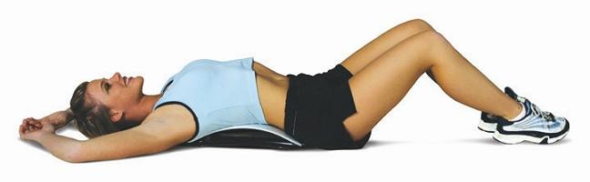 Lumbar Extender - For Pain Relief, Tension Relief - Use Only 10 Min. per Day