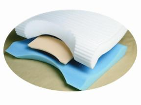 Contour Cloud Head Pillow's 3 Layers For Perfect Support